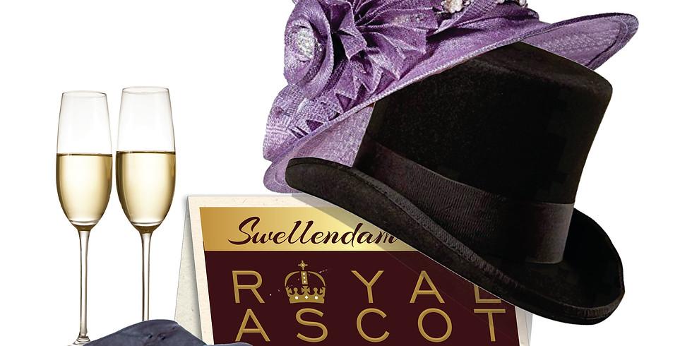 Royal Ascot Damesoggend