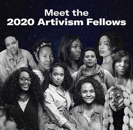 Artivism Fellows.jpg