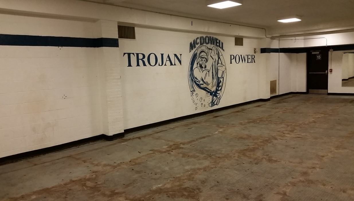 old weight room 1
