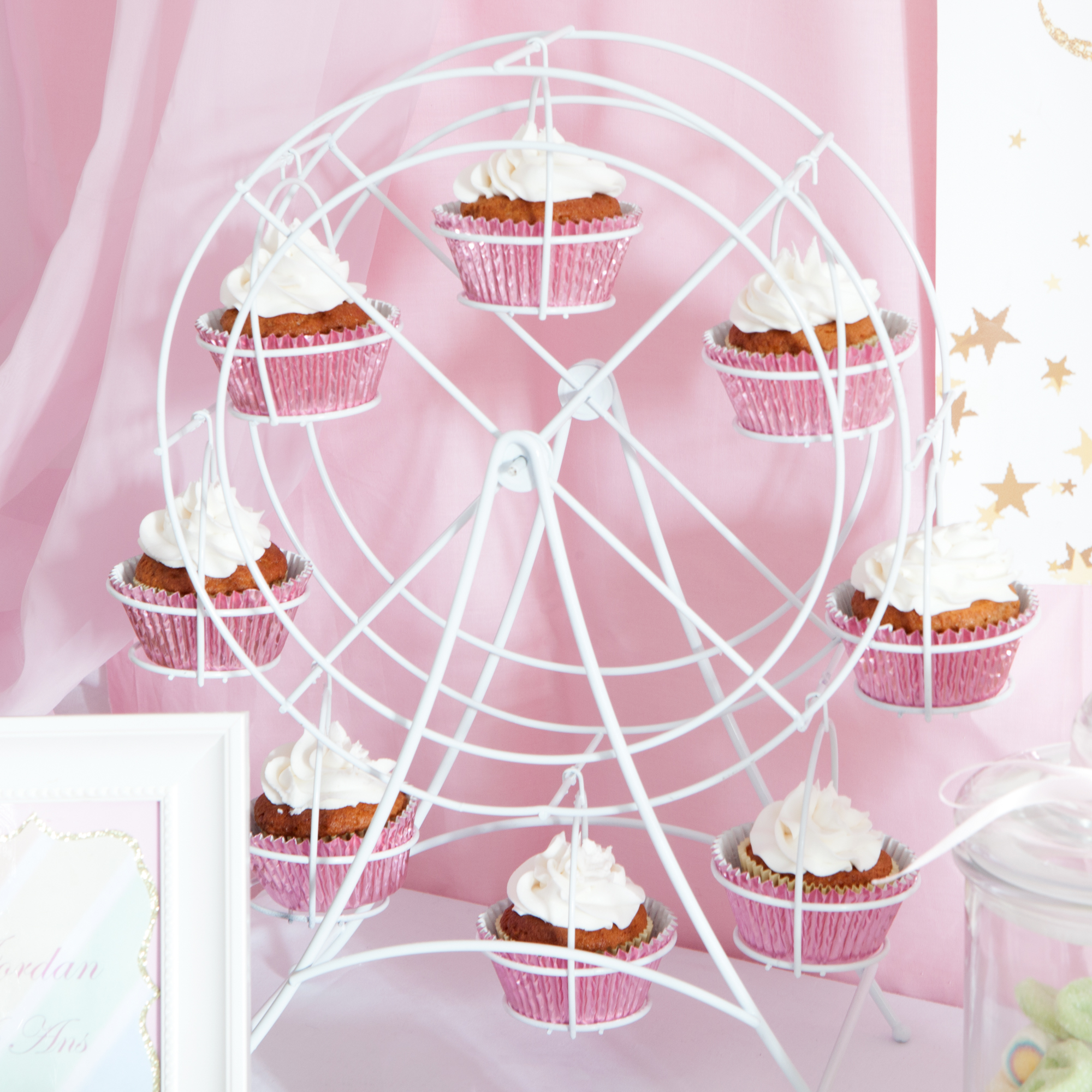 Cupcakes chantilly