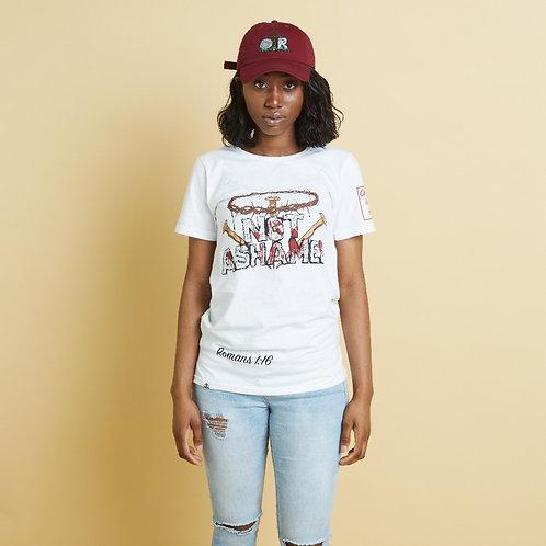 Not Ashamed Unisex T-Shirt (Long Fit)