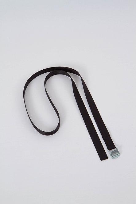 Short Seatbelt Belt Black