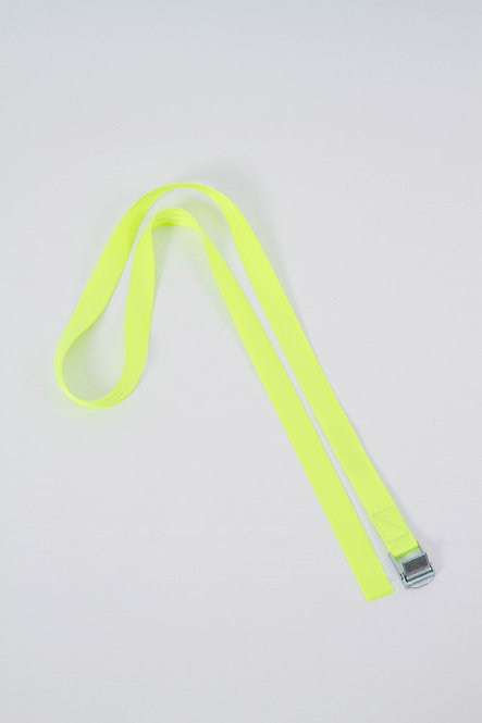 Short Seatbelt Belt Neon