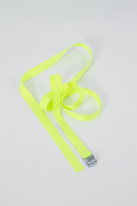 Long Seatbelt Belt Neon