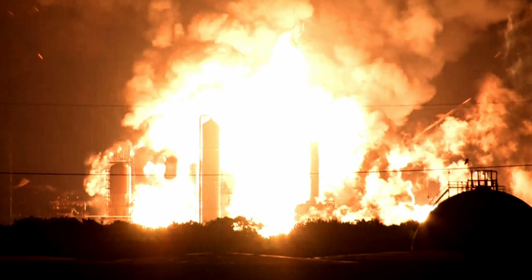 Refinery Explosion Leads to Questions of Oversight, Influence