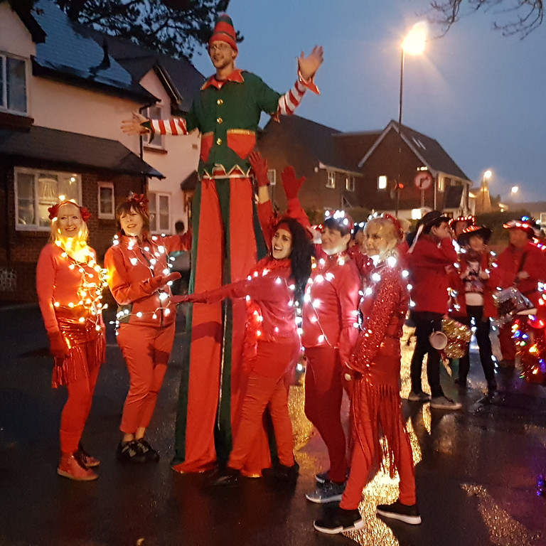 East Preston Parish Council- Christmas  Procession