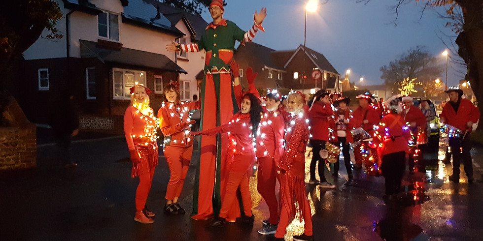 East Preston Parish Council- Christmas  Procession