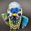 Thumbnail: Blue Lime budgie