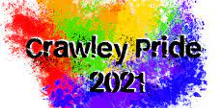 """OMD"" - We are  Drumming at Crawley Pride 28/8/2021"
