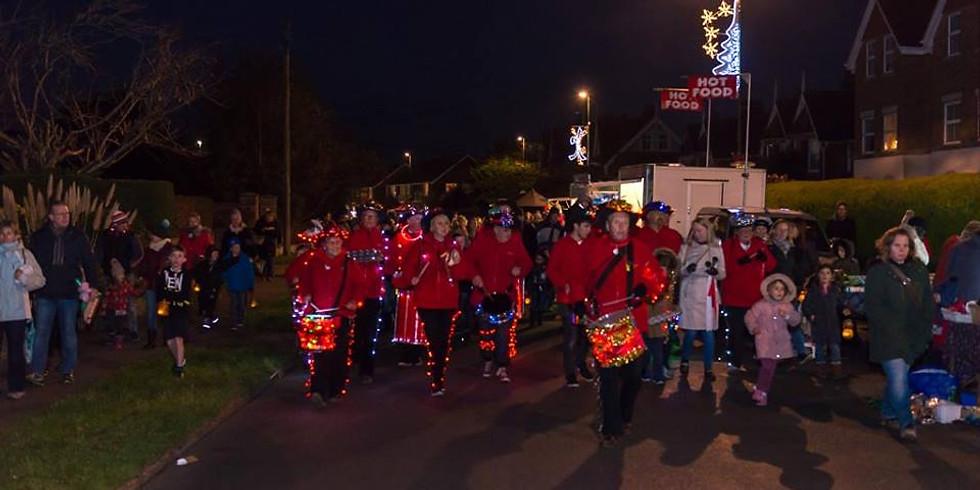 East Preston Christmas Celebrations (Sea Road, East Preston)