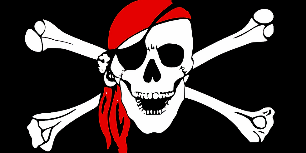 Hastings Pirate day 2018