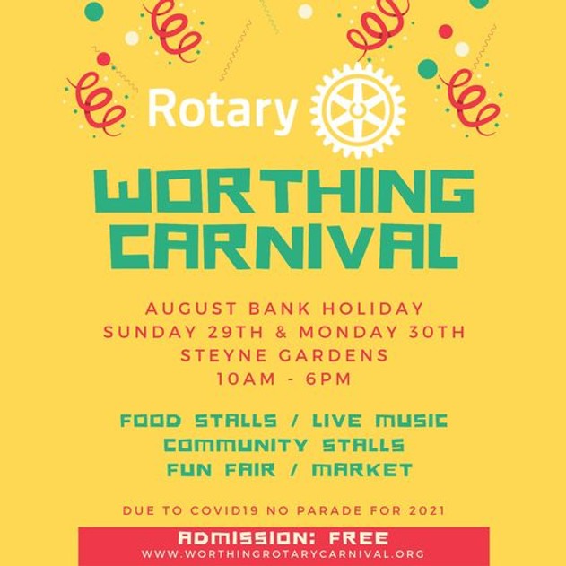 Worthing  Rotary Carnival - Our Hometown Carnival