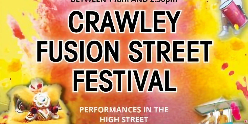 Crawley Town Pop-up Carnival