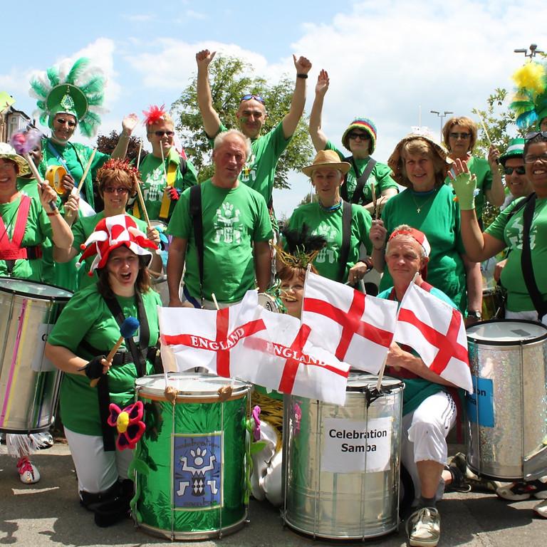Bognor Regis carnival -2022  one to mark the jubilee 4/6/2021