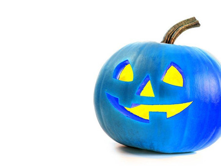 If you've got a  Blue Pumpkin, come to have a drum...you don't need to bring it with you.