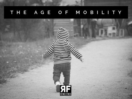 The Age of Mobility