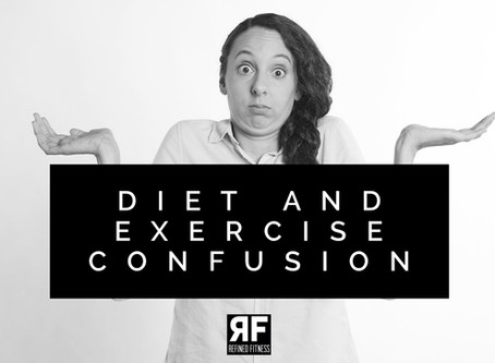 Diet and Exercise Confusion