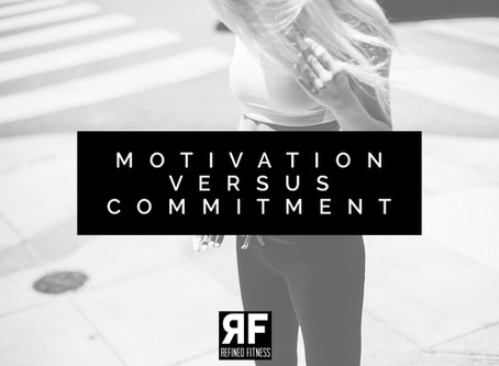 Motivation Versus Commitment