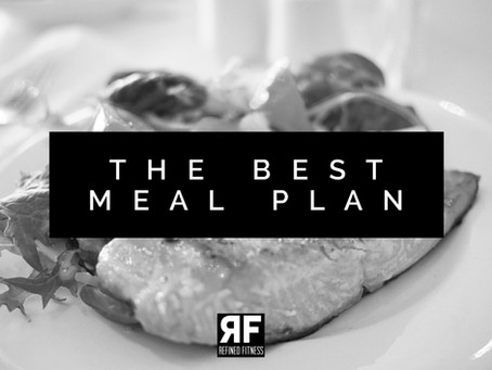 The Best Meal Plan
