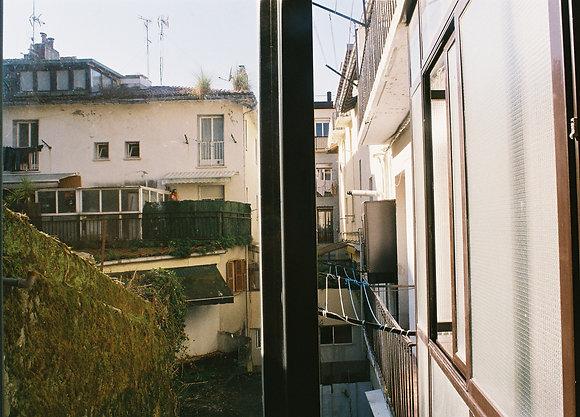 Foto 35mm. En casa