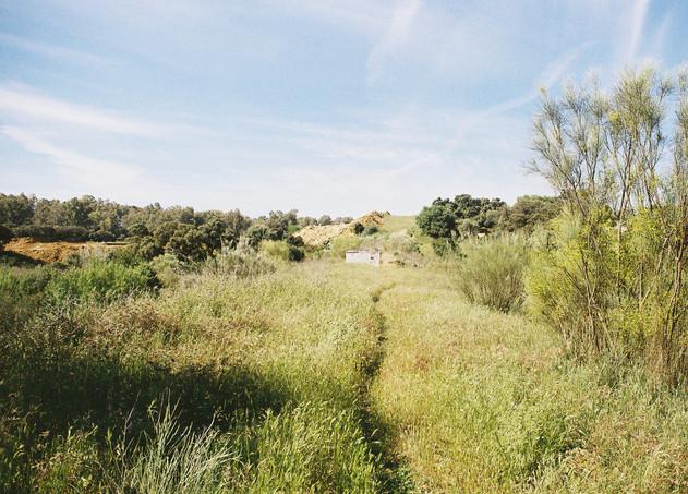 Camino del Lago Azul