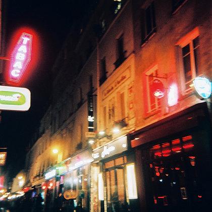 Foto 120film. Rue Lappe