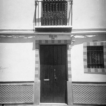 Foto 120film. Casa Ray