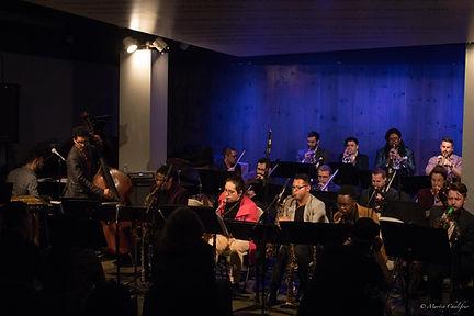 Marlonius Jazz Orchestra-Full Shot photo
