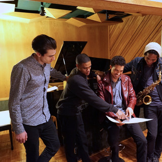 Session @ The Complex Studios Spring 2017