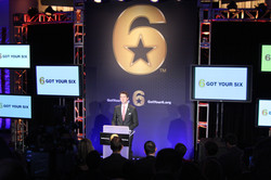 Got Your 6 Campaign Launch