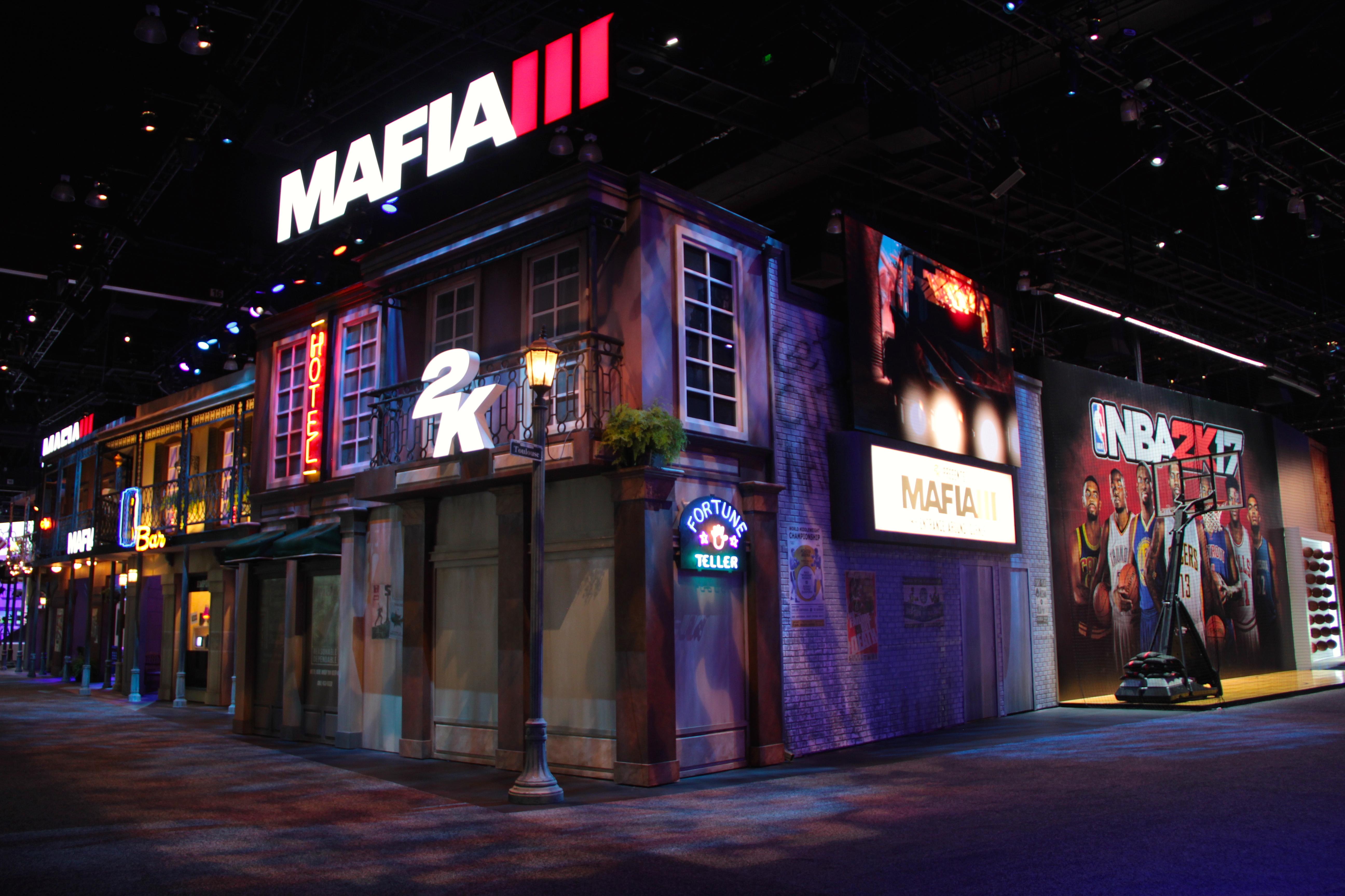 2k at E3 2016