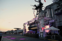 MGMT on USS Midway
