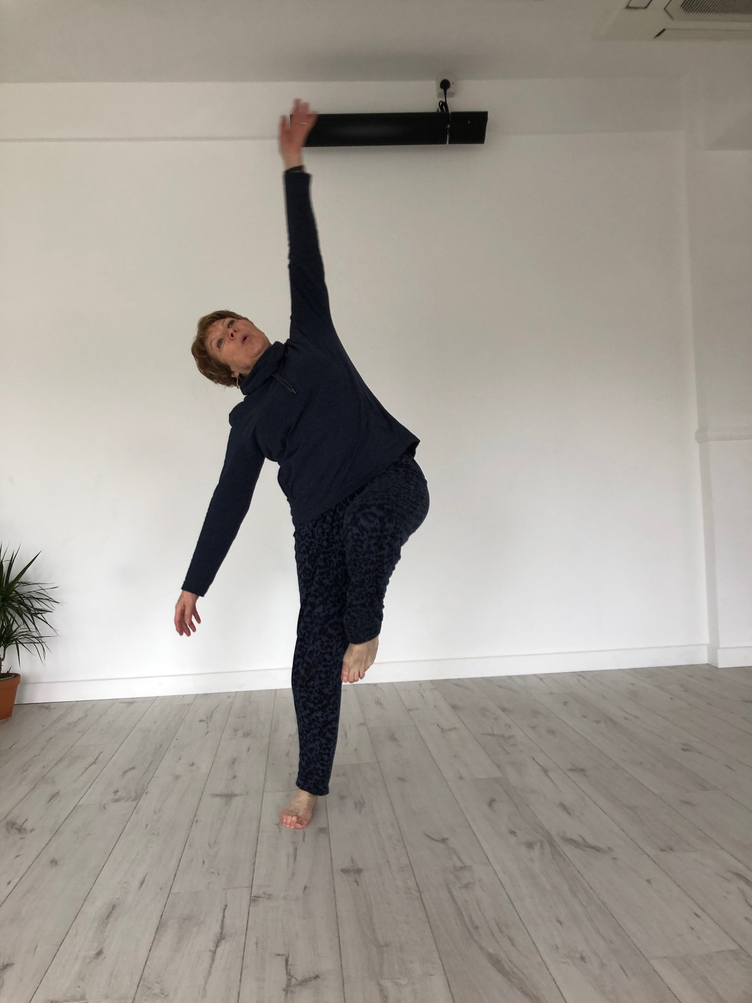 Dance for Well-Being Geraldine Wed 1pm