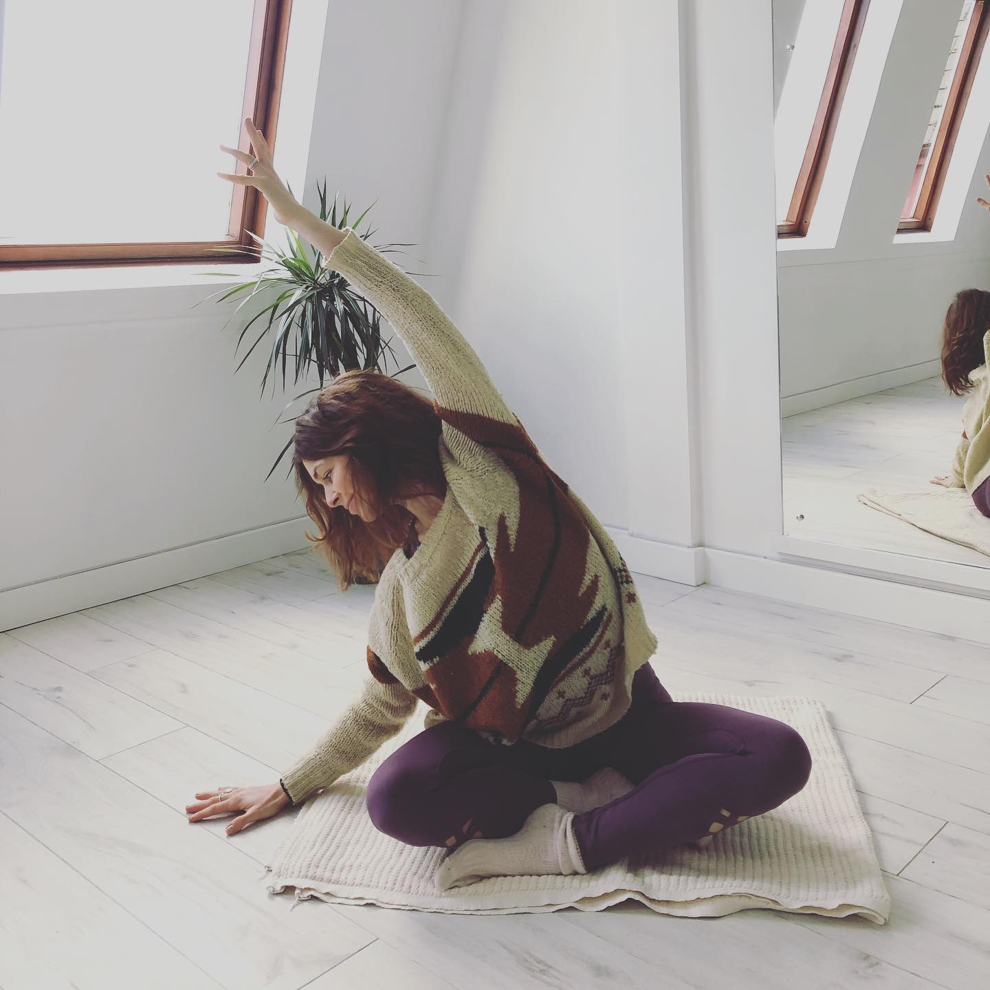 Flow to Yin. Tue 6pm-7pm