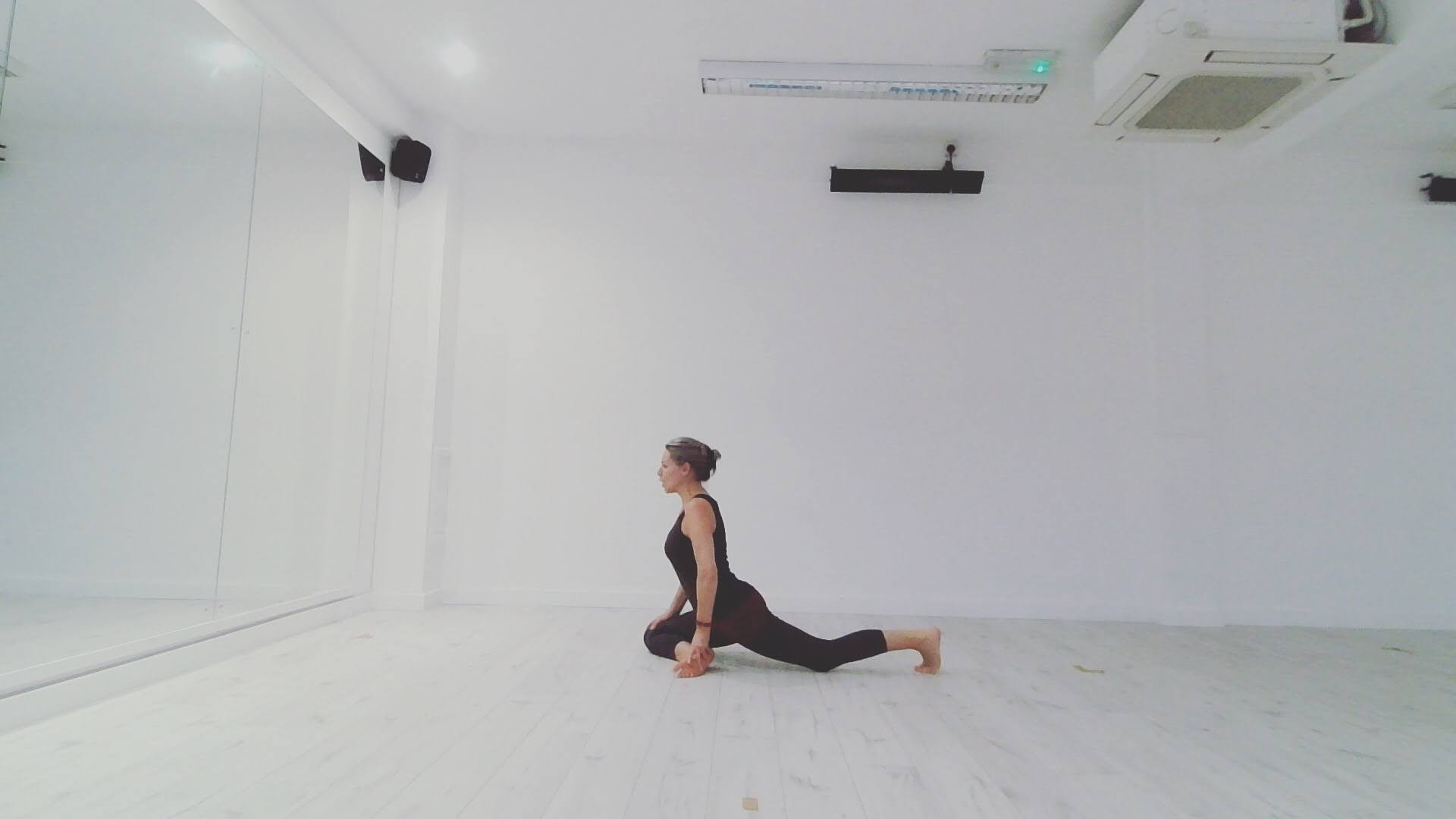 Integrative Yoga Wed 11.00am-12.30pm