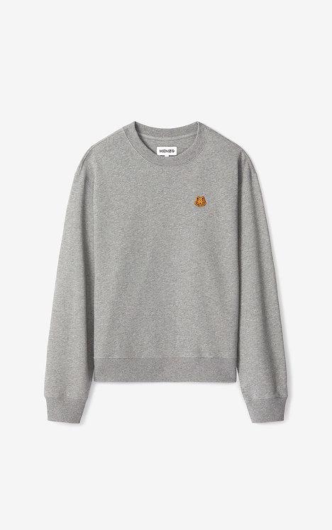 Sweatshirt Tiger Crest KENZO FB55SW0034ML 95