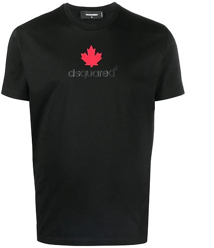 tshirt dsquared2 Mini D2Leaf Cool T - Shirt S74GD0857S23009900