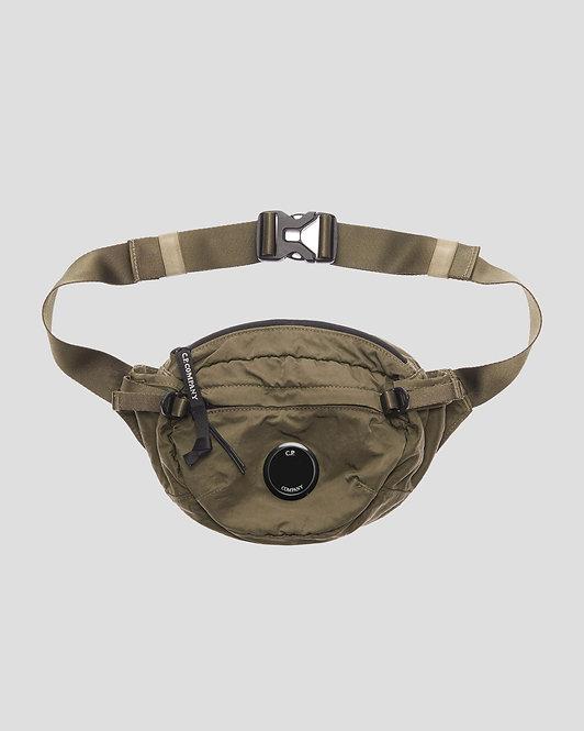 Banane CP Company Garment Dyed Nylon Sateen Lens Waist Bag 08CMAC037A005269G660
