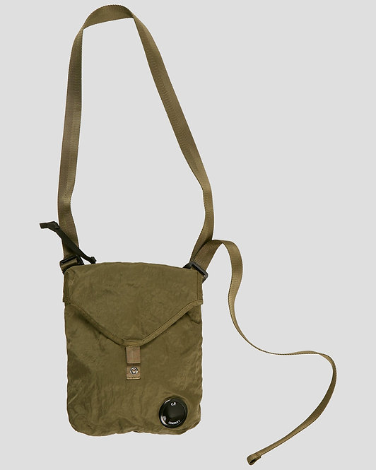 Sacoche CP Company Garment Dyed Nylon Sateen Shoulder Bag 08CMAC308A005269G660