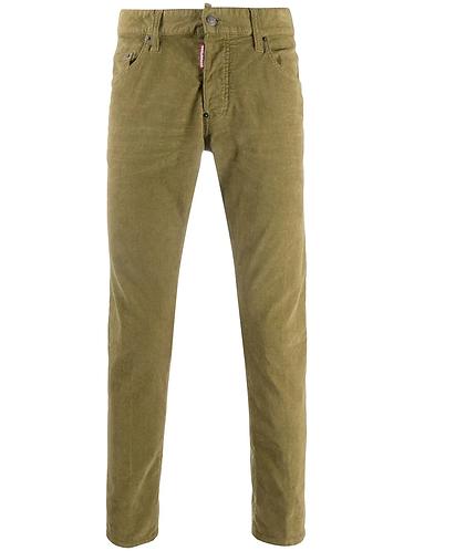 jeans dsquared2 Velours Cotelé Slim S71LB0828S53162739