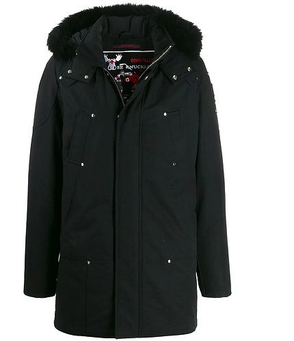 moose knuckles PARKA STIRLING noir