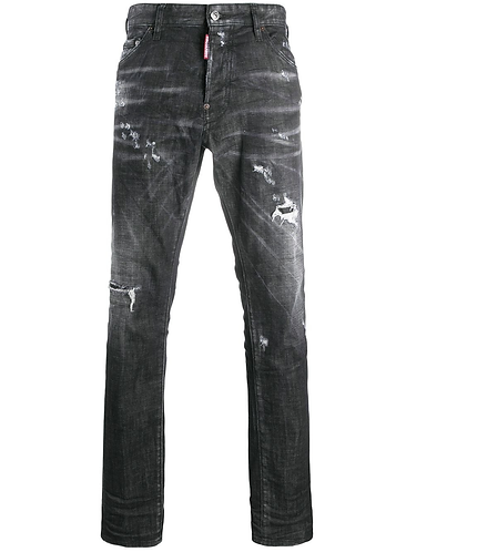 DSQUARED2 Thunder Storm Wash Cool Guy Jeans S71LB0800S30357900