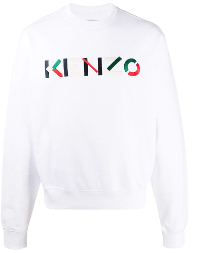 Sweatshirt KENZO Logo multicolore FA65SW0044MO.01