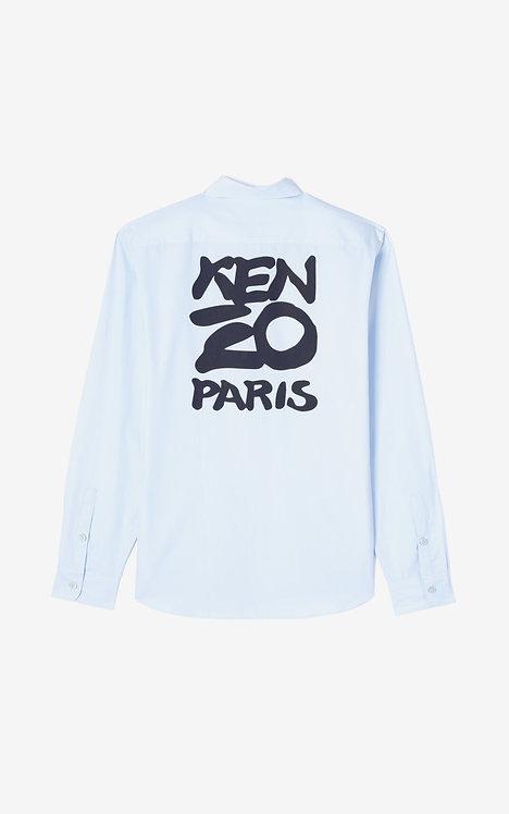 Chemise slim KENZO Paris FA55CH2151FA