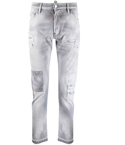 jean dsquared2 Made With Love Skater Jeans S74LB0987S30260852