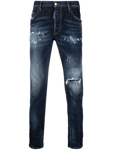 dsquared2 Dark 1 Wash Skater Jeans S74LB0835S30664470