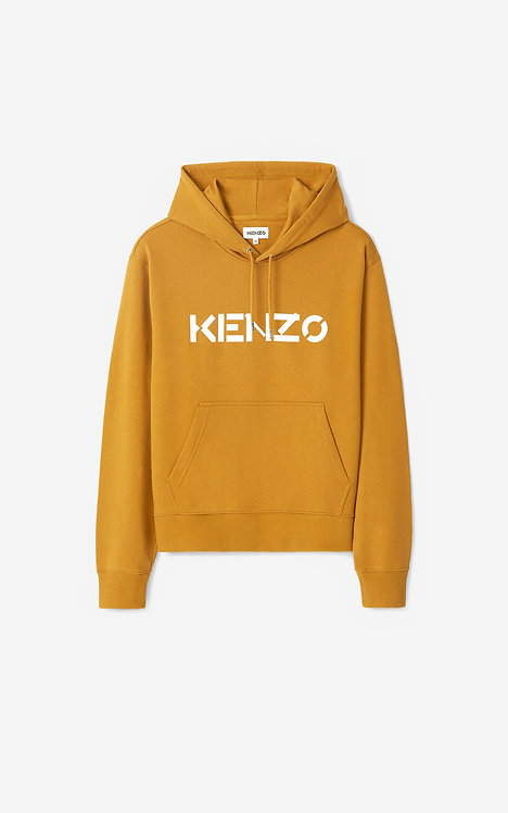 Sweatshirt à capuche KENZO Logo FA65SW3004MD.13.L