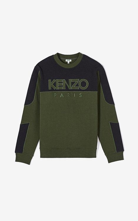 Sweatshirt KENZO Paris bi-matière F965SW1044MC