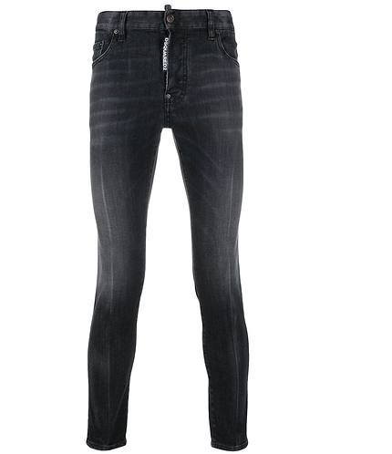 dsquared2 New Black Super Twinky Jeans S71LB0738 S30503 900