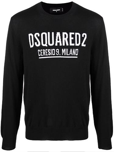 Ceresio9 Round Neck Sweater